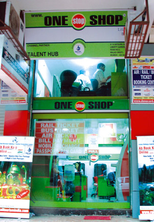 One Stop Shop Retail Outlet